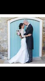 Suzanne Neville Wedding Dress size 12