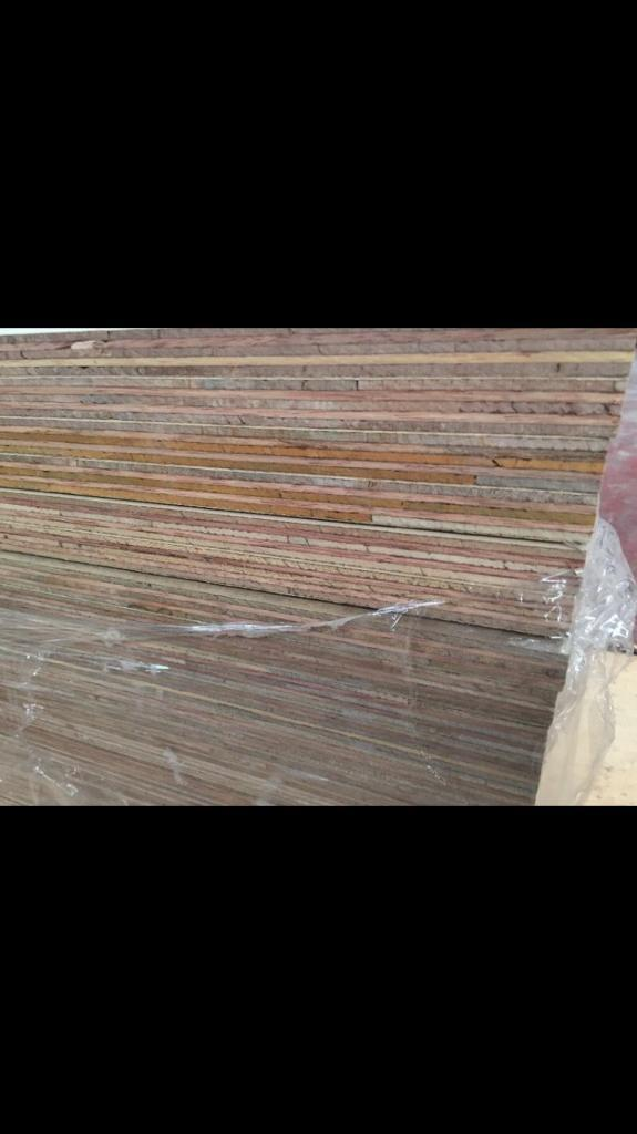 Exterior plywood sheets