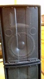 INTIMIDATION AKA 110MK2 Speakers (Pair)