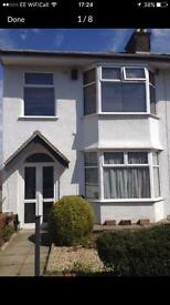 1930s end of Terrace Horfield house, 3 bedrooms, Garage & garden £1200 PCM