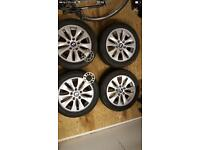 BMW oem alloys