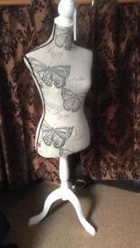 Beautiful mannequin decorative