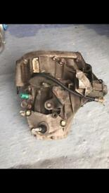 Clio 197/200 Gearbox