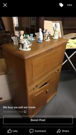 Vintage cocktail unit only £95ono