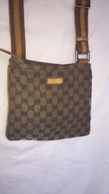 Gucci Limited Edition Super Rare Pouch Messenger Bag