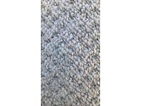 New grey carpet 6 ft 10 ins x 4 ft 10 ins