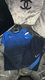 Boys Nike dri fit set
