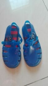 New next jelly sandals size 8