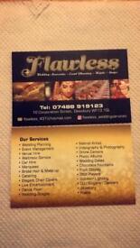 #flawless_weddigservices