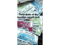 Creamfields tickets for sale