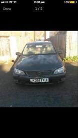 Lexus Is200 BREAKING!!!