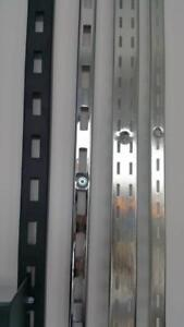Wall Fixtures/ Fixtures Murales Toutes Couleur Noir, Blanc et Chrome