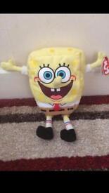 Spongebob soft toy