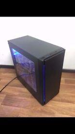 Gaming Computer PC (Intel i7, 8GB RAM, 500GB, R9 270X)