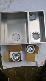 Schock Zero 1.5 Bowl Undermount Stainless Steel Sink