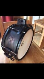"""Gretsch 12"""" ash snare drum."""