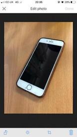 Apple iPhone 6s - 16GB - Rose Gold (O2)