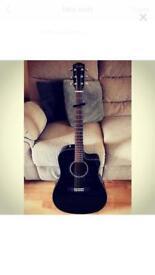 Fender electro acoustic
