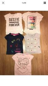 Girls Next tshirt age 3