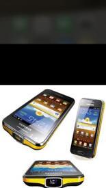 Samsung beam projector phone
