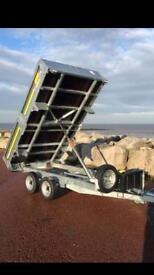 8x5 tipper trailer (brand new)