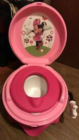 Musical Minnie Mouse potty