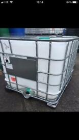 16 excellent condition ibcs for sale