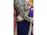 Indian Asian clothes Bollywood designer Saree sari