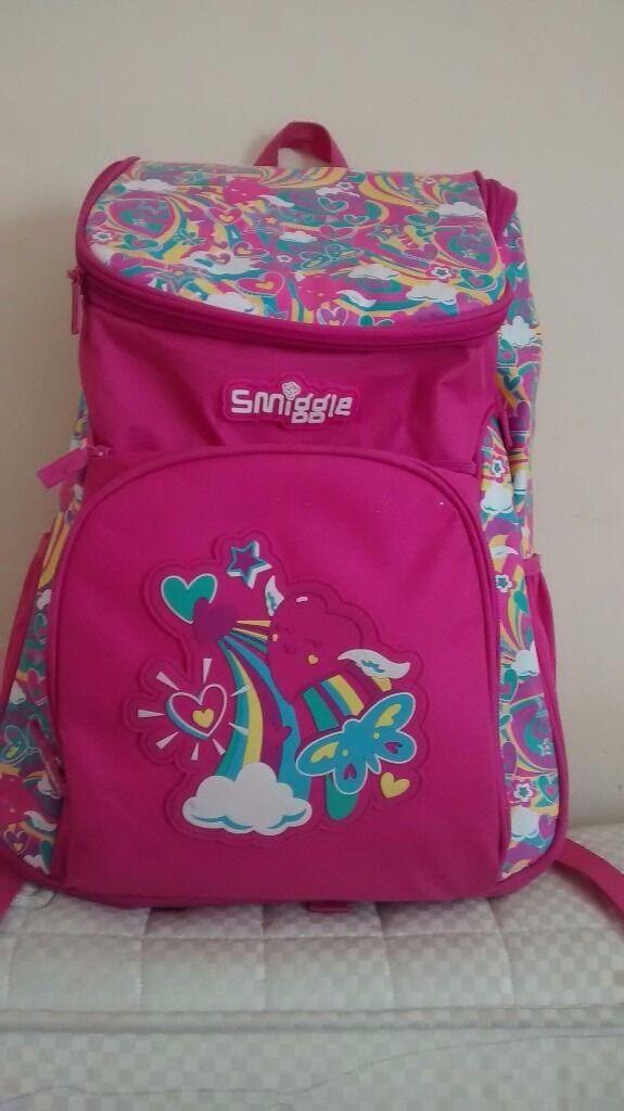 Smiggle School Bag In Bury Manchester Gumtree