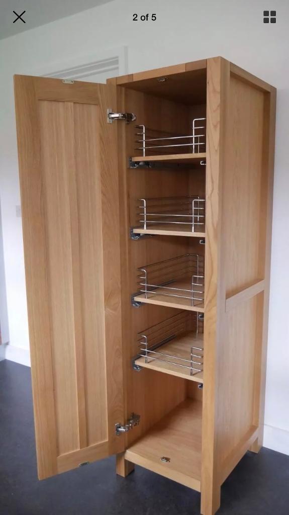 Marks & Spencer Sonoma Kitchen Larder Cupboard | in Retford ...