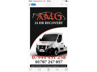 Amg 24/7 Breakdown Recovery Service