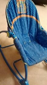 Fisher Price Link-a-doo Rocker in Blue