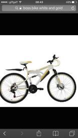 26 inch mountain bike boss