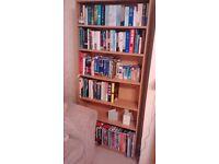 Oak Effect Bookcase