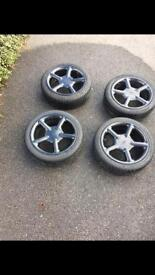 Ford escort gti / Mondeo Si alloy wheels 4x108