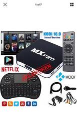 Android TV box **Turn Your TV into A Smart TV**