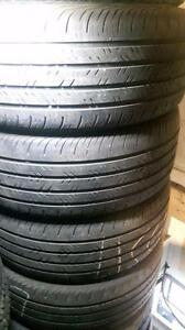 235/55/17 Continental used all season tires