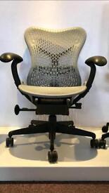 Herman Miller Mirra Chair Fully Loaded