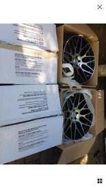 """Car alloys 20"""" 5x108"""