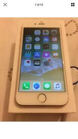 IPhone 6s 16GB Rose Gold - o2 - Boxed - Good Condition