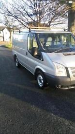 Ford transit T280 lx 100bhp low miles immaculate condition