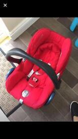 Maxi Cosi car seat like new