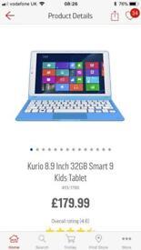 Kurio Tablet Laptop