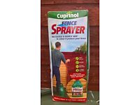Reduced Cuprinol Shed and Fence Paint sprayer