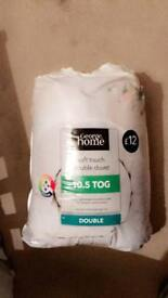 10.5 tog double duvet BRAND NEW