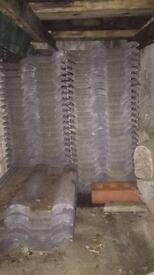 53 grey roof tiles