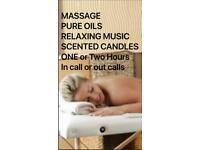 Massage Male Therapist