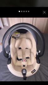 Gorgeous baby car seat