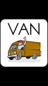 MAN AND VAN (Experienced, Reliable, Affordable)