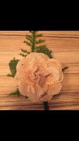 Wedding corsage flowers